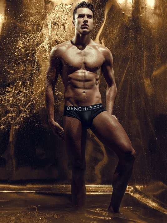 Nilo Lima for Bench