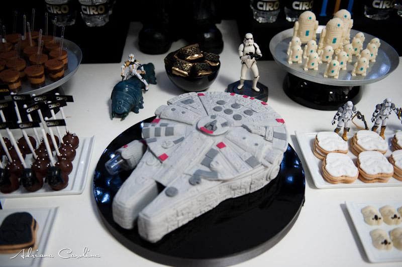 Matrimonio Tema Star Wars : Foto do álbum de mesa dulce star wars adriana carolina