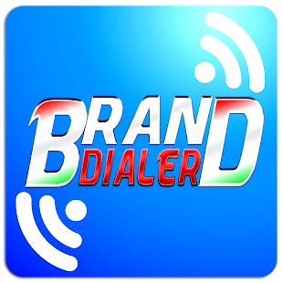 BrandDialer - screenshot