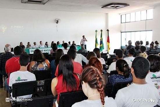 abertura X ENEGeA São Gabriel 30-07-2015 001