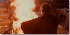 Phantom of the Opera Printshop Fire