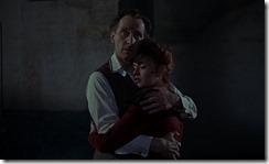 Brides of Dracula Van Helsing and Marianne