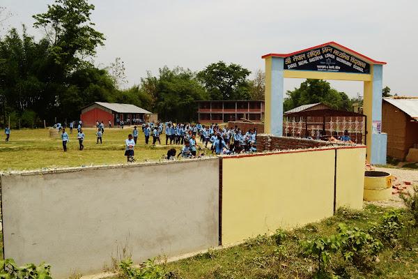 непал школа