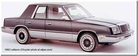1982 lebaron