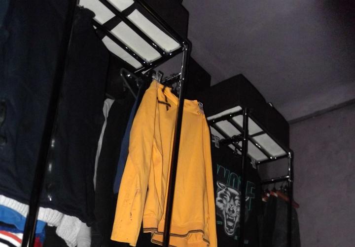 Garderoba minimala