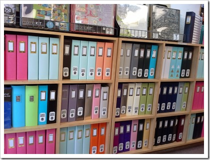 scrapbook factory albums