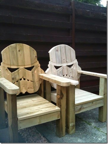 stormtrooper deck chair