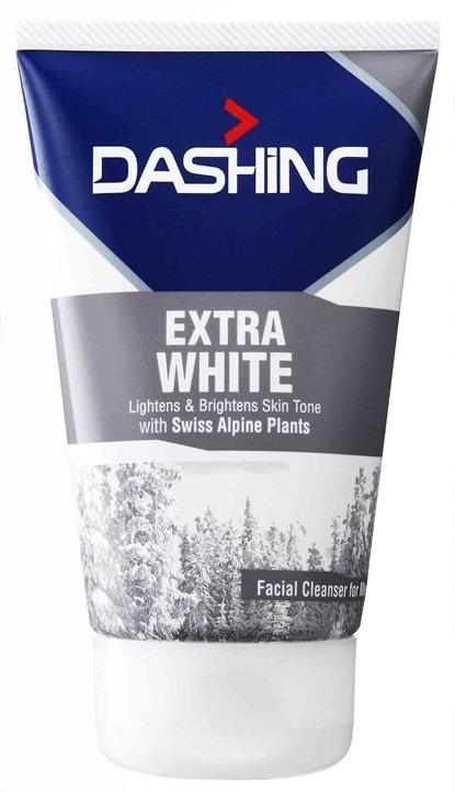 pencuci muka dashing_extra white