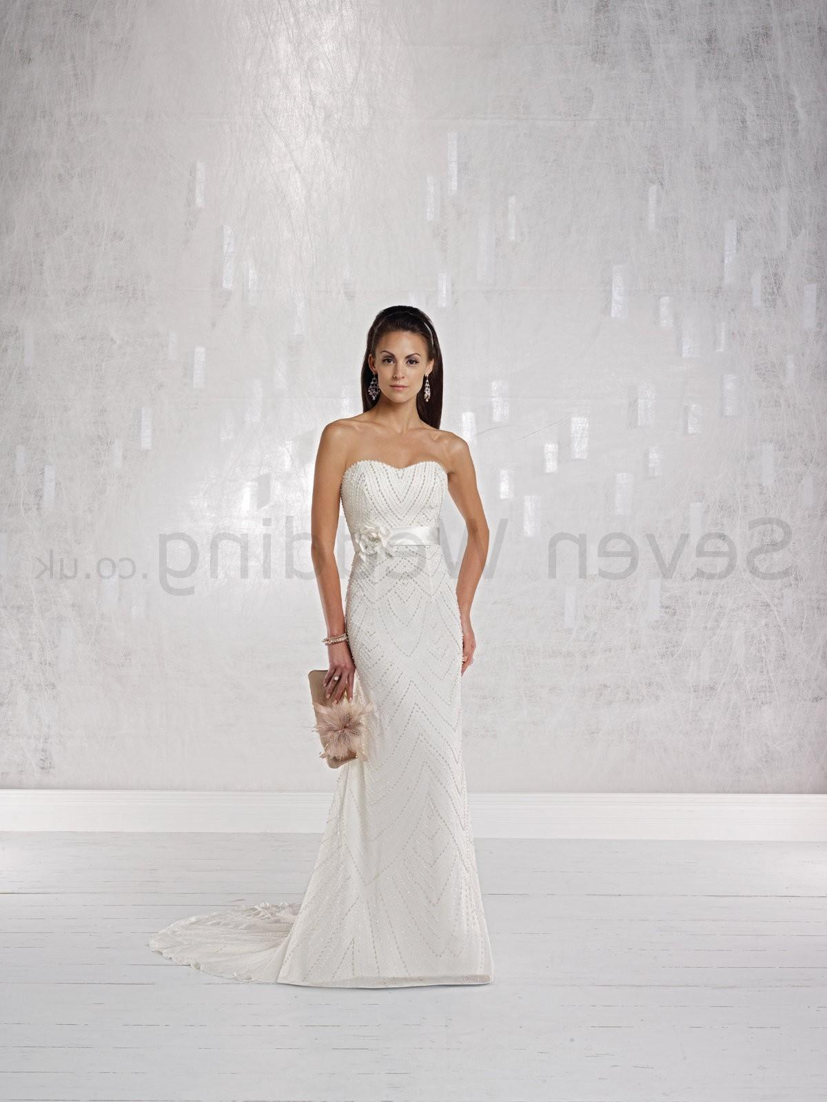 Wedding Dress. Chiffon