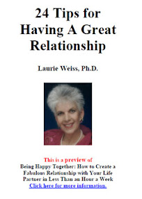 Cover of Laurie Weiss's Book 24 Tips For Having A Great Relationship
