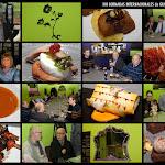 """33: Cena con los artistas """"Gastronomía y Guitarra"""", en Plaer de Ma Vida."""