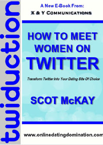 Cover of Scot Mckay's Book How To Meet Women On Twitter