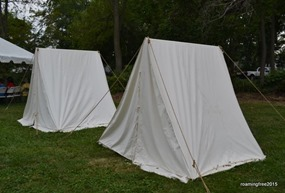 Soldier Tents