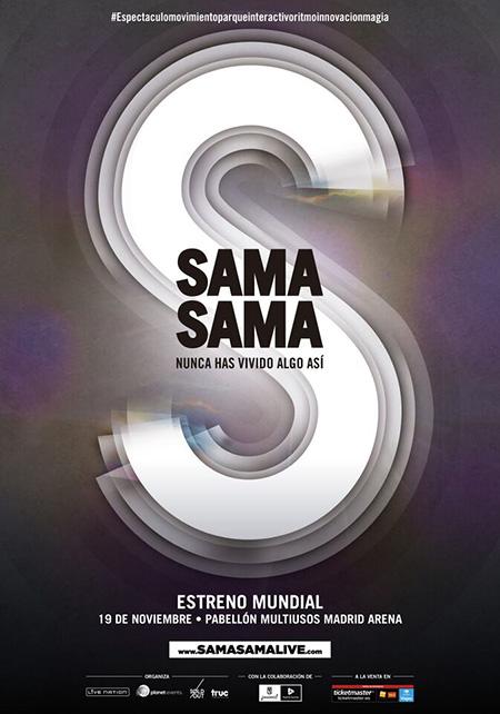 Sama-Sama, estreno mundial en Madrid el 19 de noviembre