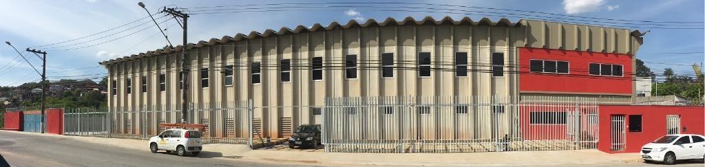Barracão para Locação - Jardim Eliane