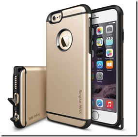 Ringke Max Iphone 6 Case with Lanyard Slot by Rearth