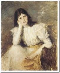 jeune-fille-reveuse-portrait-de-berthi-capel-jacques-emile-blanche
