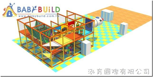 BabyBuild 室內兒童遊戲設施規劃