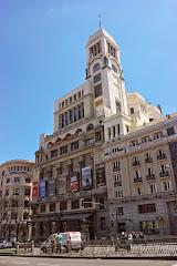 Edificio del Círculo de Bellas Artes