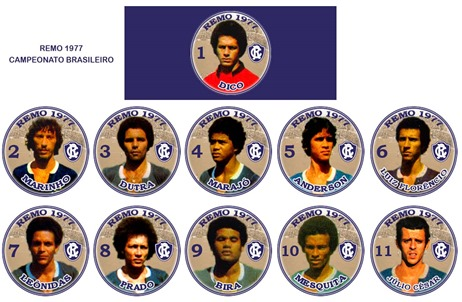 148 - Remo 1977 - Campeonato Brasileiro