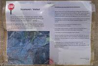 """Lukmanierpaß. Die Nordrampe in Richtung Disentis. Beim Abenteuer-Seilpark """"Alpventura"""". Goldwaschen mit strengem Regelwerk."""