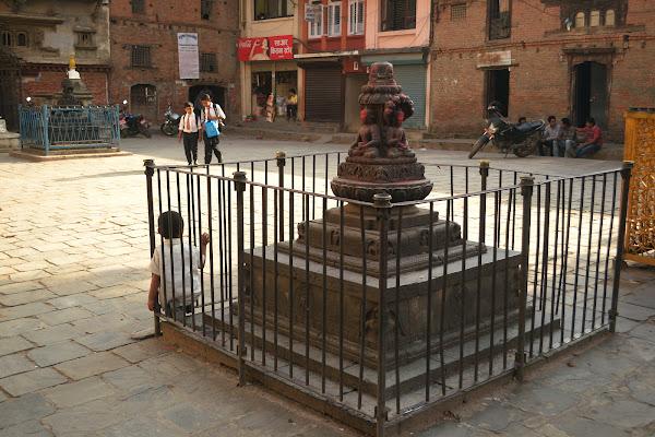 катманду тамель дворик буддизм