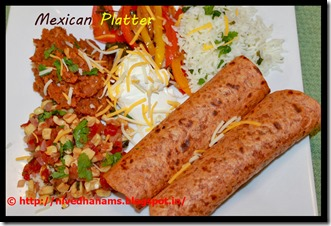 Mexican Cuisine - Plate - IMG_1679
