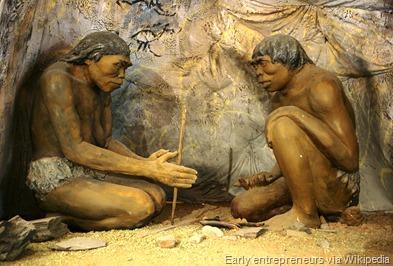 Diorama_cavemen