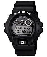 Casio G Shock : DW-6900BW