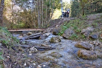 Vom Passo di Cereda nach Siror und Passo Rolle (1970m).