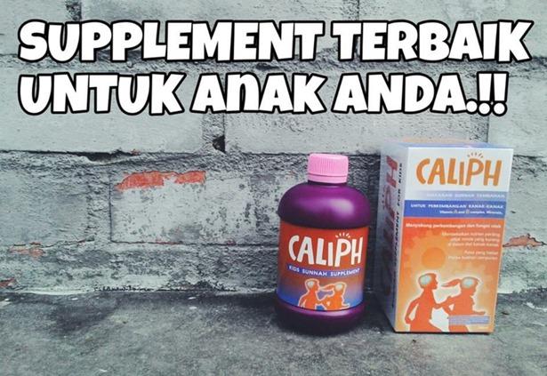 caliph supplement