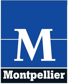 Lògo de Montpelhièr francés