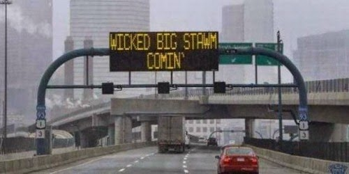 Meanwhile, in Boston
