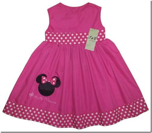 vestido minne mouse para cumpleaños (9)