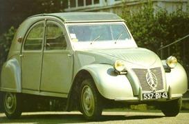 Citroen 1949 2 CV