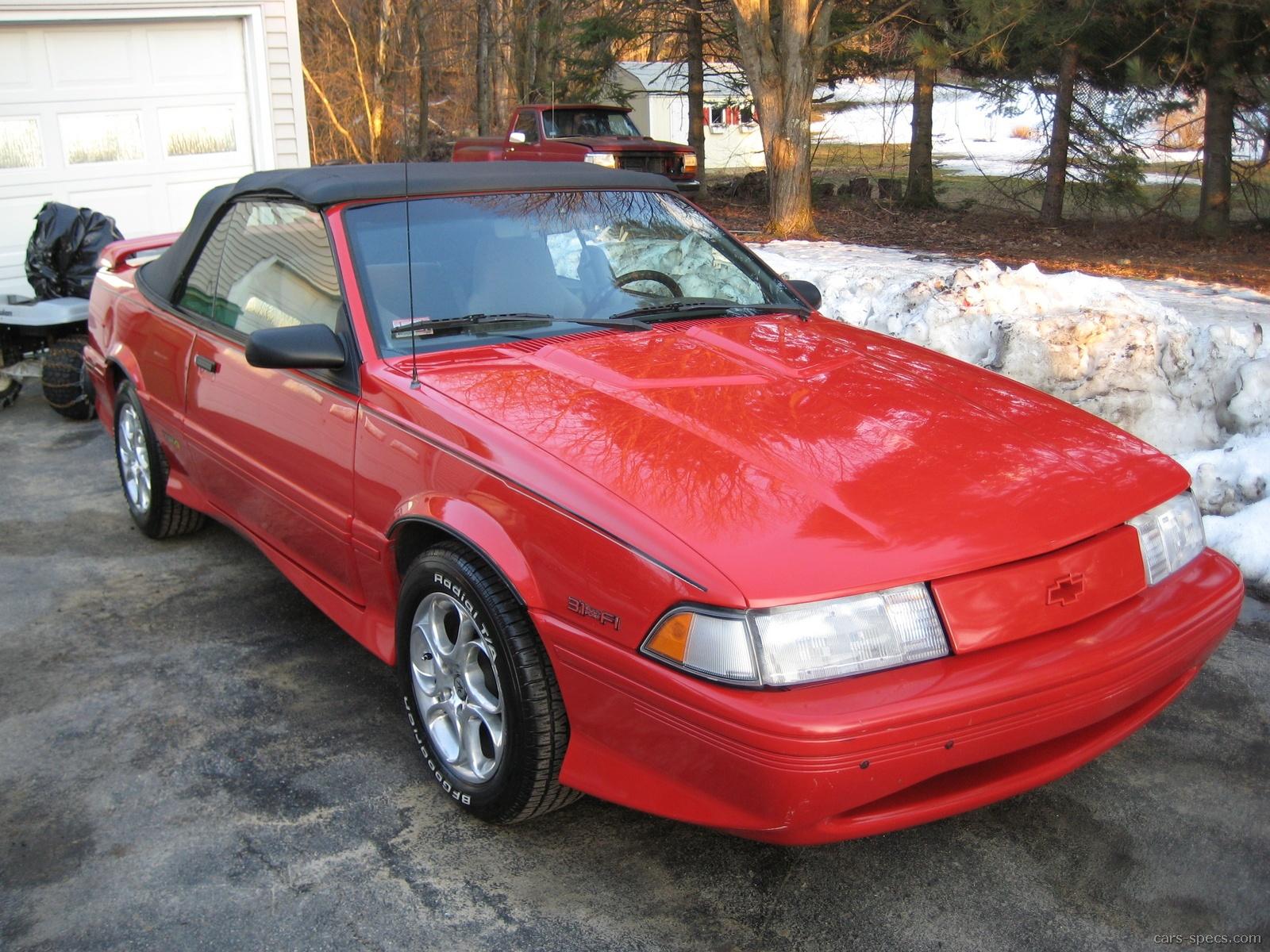 Robs 1990 Chevrolet Cavalier z24