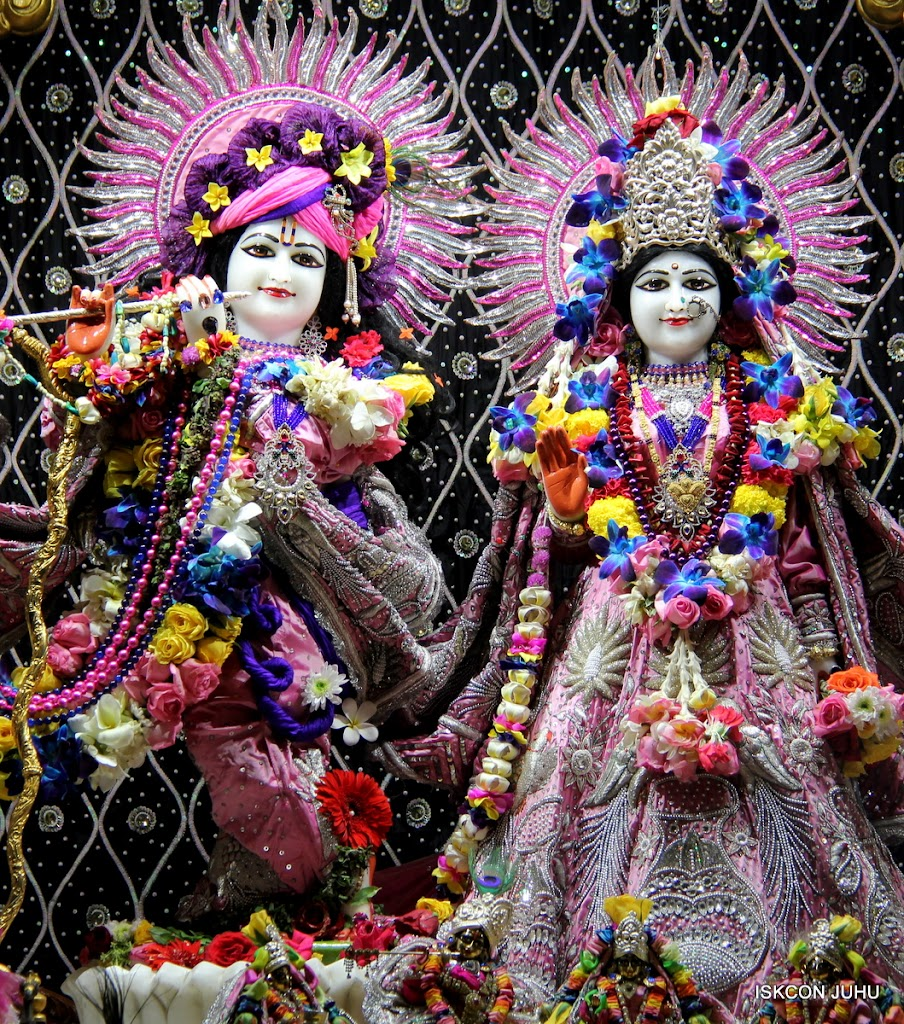 ISKCON Juhu Sringar Deity Darshan 20 Jan 16 (50)