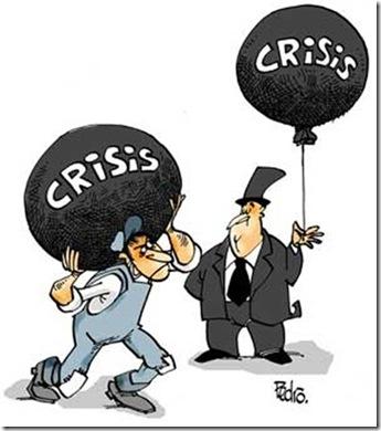 Carga de la crisis