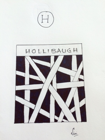 zentangle hollibaugh