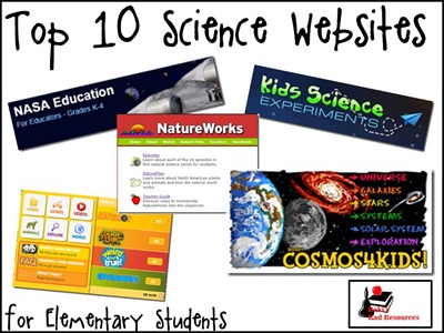 Top 10 Science Websites