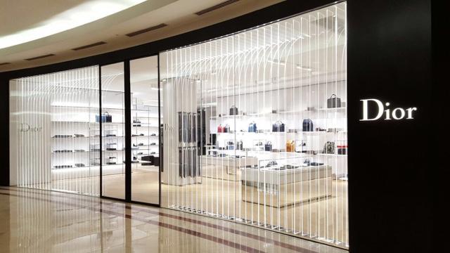 Event Post: Dior Homme Store Press Walkthrough