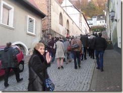 Rede in der Kirche Homburg 010