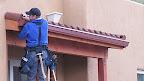 Close-up porch gutter-office 1/19