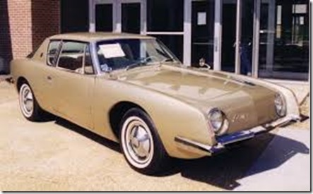 1963_Studebaker_Avanti_gold_at_Concord_University - Copy