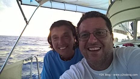 In navigazione verso la Sardegna