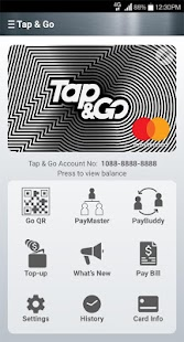 Tap & Go screenshot for Android