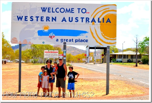 Hello Western Australia! | How Many More Minutes?