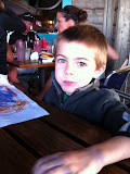 Bryan at Pompano Joes,  a restaraunt in Destin FL 03212012b