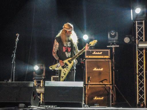 Saint Vitus au Hellfest 2015