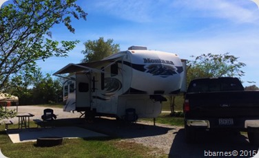 Montgomery South RV Park 10082015